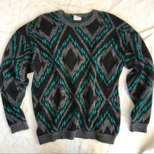 New Directions Nouvelles   Vintage Knitted Sweater